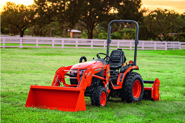 Kubota B2401/B2401 Narrow for sale at Pioneer Equipment California