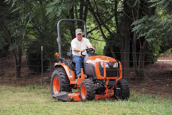 Kubota B2301/B2601 for sale at Pioneer Equipment California