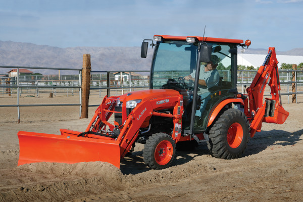 Kubota B2650/B3350 for sale at Pioneer Equipment California