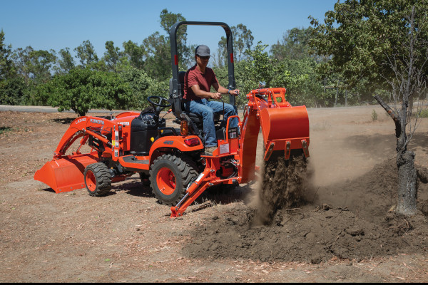 Kubota BX23S for sale at Pioneer Equipment California