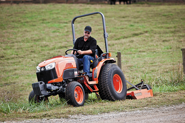Kubota | Tractors | Compact Tractors for sale at Pioneer Equipment California