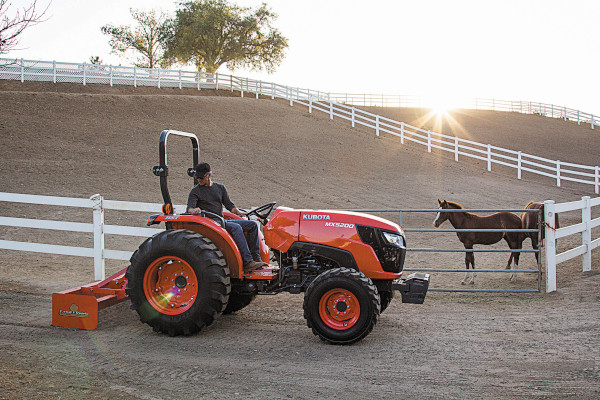 Kubota | Tractors | Economy Utility Tractors for sale at Pioneer Equipment California