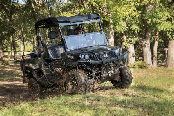 Kubota | Utility Vehicles | Full-Size Gas Utility Vehicles for sale at Pioneer Equipment California