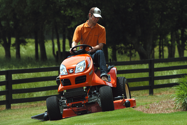 Kubota | Lawn & Garden Tractors | GR Series for sale at Pioneer Equipment California