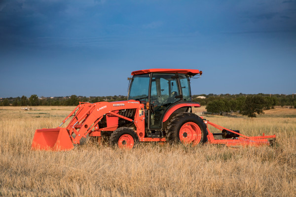 Kubota | L Series | Model L3560HSTC LIMITED EDITION for sale at Pioneer Equipment California