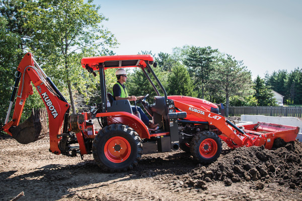 Kubota | TLB Series | Model L47 for sale at Pioneer Equipment California