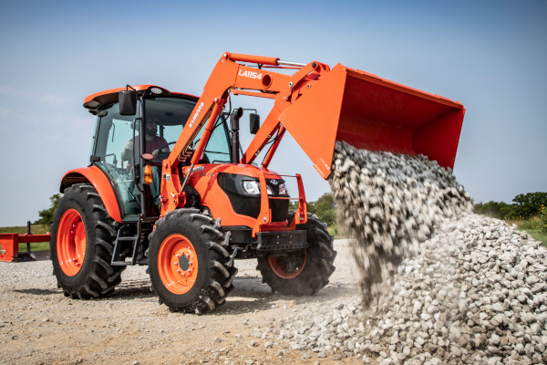 Kubota | M4 Series | Model M4-071 for sale at Pioneer Equipment California