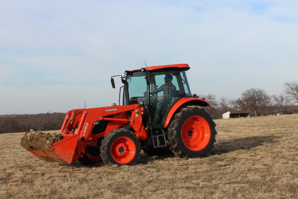 Kubota | M4 Series | Model M4D-061 for sale at Pioneer Equipment California