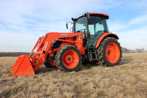 Kubota | M4 Series | Model M4D-071 for sale at Pioneer Equipment California