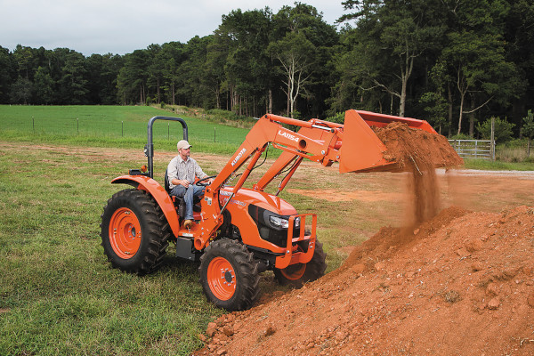 Kubota M5660SUHD for sale at Pioneer Equipment California