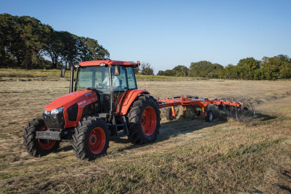 Kubota | Utility Tractors | M6S Series for sale at Pioneer Equipment California