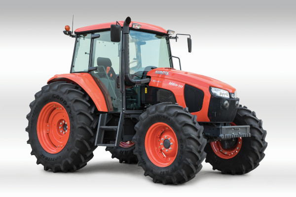 Kubota M6S-111SHDC for sale at Pioneer Equipment California