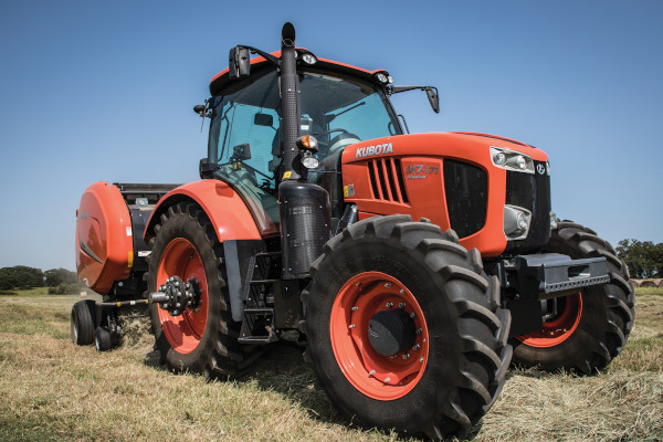 Kubota M7-171 for sale at Pioneer Equipment California