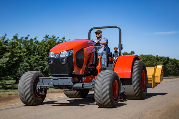 Kubota | Specialty Tractors | M Low Profile for sale at Pioneer Equipment California