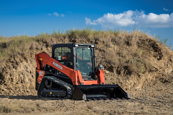 Kubota SVL65-2 for sale at Pioneer Equipment California