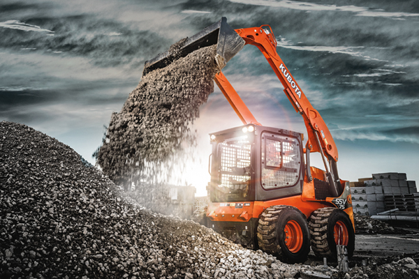 Kubota | Construction Equipment | Skid Steer Loaders for sale at Pioneer Equipment California