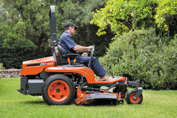 Kubota | ZD1000 Series | Model ZD1021-60 for sale at Pioneer Equipment California