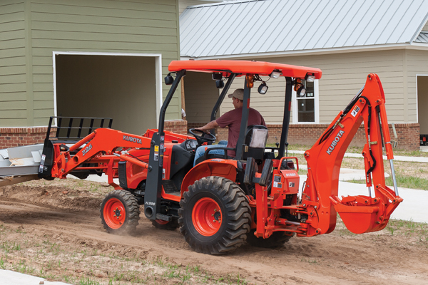 Kubota | TLB Series | Model B26 for sale at Pioneer Equipment California