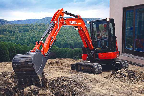 Kubota | K Series | Model KX040-4 for sale at Pioneer Equipment California