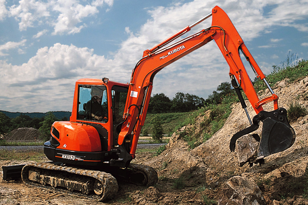 Kubota | K Series | Model KX71-3 for sale at Pioneer Equipment California