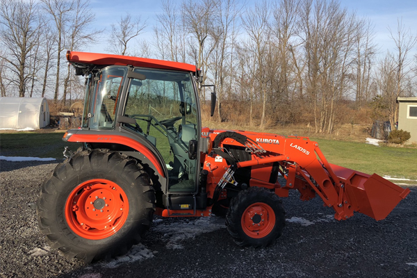 Kubota L4760 for sale at Pioneer Equipment California