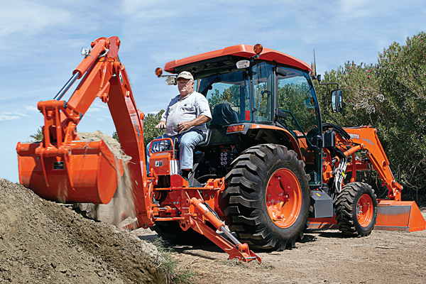 Kubota L5460 for sale at Pioneer Equipment California