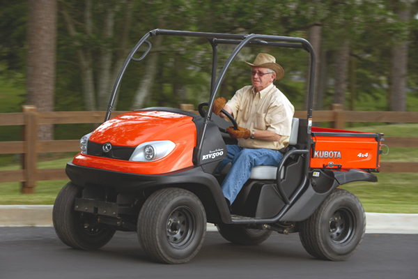 Kubota | RTV Series | Model RTV500 for sale at Pioneer Equipment California