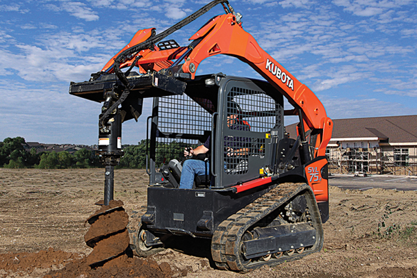 Kubota | SVL Series | Model SVL75-2 for sale at Pioneer Equipment California