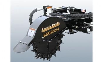 Land Pride Dirtworking » Pioneer Equipment California