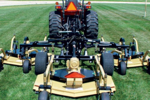 Land Pride | Grooming Mowers | AFM4214 All-Flex Mowers for sale at Pioneer Equipment California