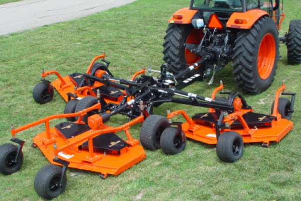 Land Pride | Grooming Mowers | AFM4216 All-Flex Mowers for sale at Pioneer Equipment California