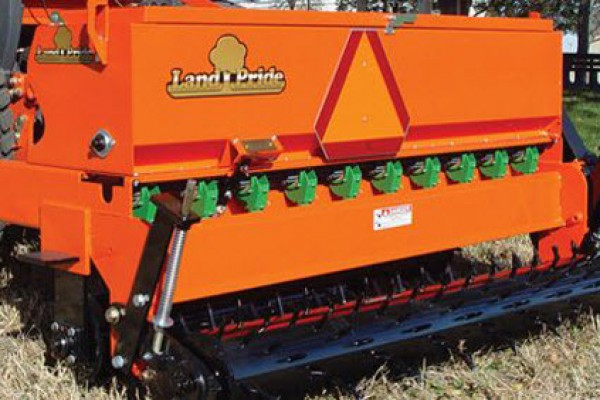 Land Pride | Seeders | APS15 Series All Purpose Seeders for sale at Pioneer Equipment California