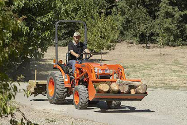 Kubota B2320 for sale at Pioneer Equipment California