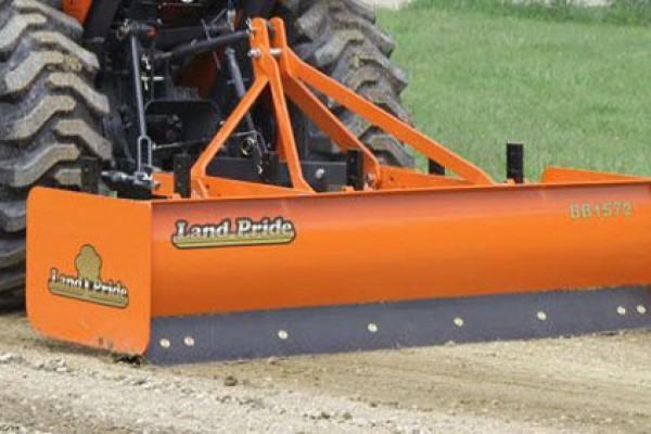 Land Pride | BB15 Series Box Scrapers | Model BB1566 for sale at Pioneer Equipment California