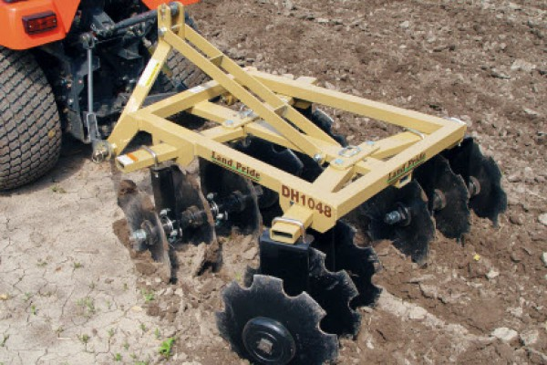 Land Pride | DH10 Series Disc Harrows | Model DH1048 for sale at Pioneer Equipment California