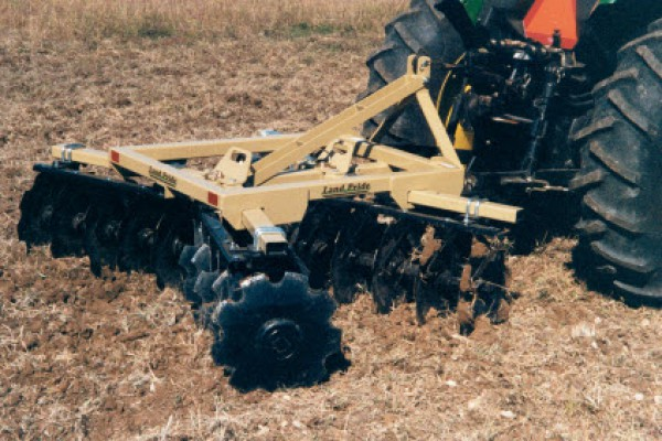 Land Pride | DH25 Series Disc Harrows | Model DH2572 for sale at Pioneer Equipment California