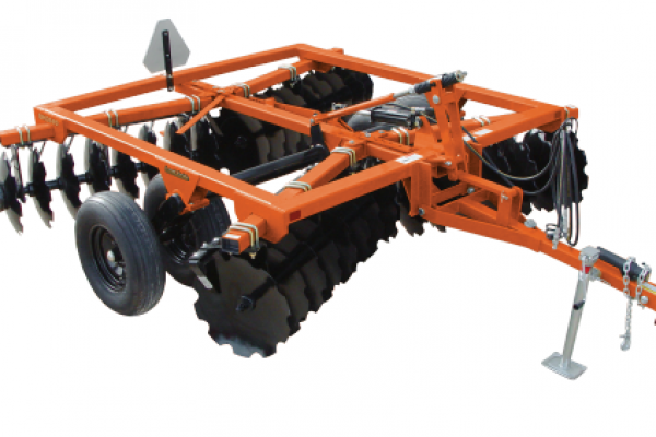 Land Pride | DH35 Series Disc Harrows | Model DH3510 for sale at Pioneer Equipment California