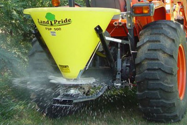 Land Pride | FSP Series Spreaders | Model FSP500 for sale at Pioneer Equipment California