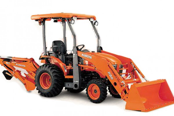 Kubota | TLB Series | Model B26 TL for sale at Pioneer Equipment California
