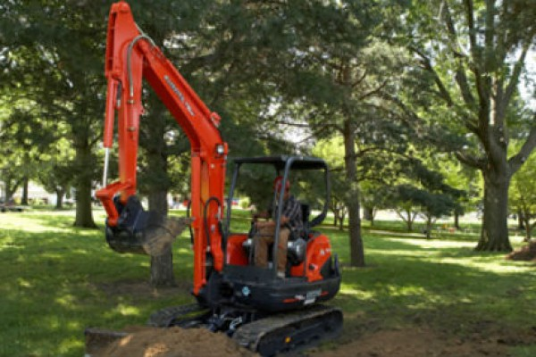 Kubota | K Series | Model KX121-3S for sale at Pioneer Equipment California