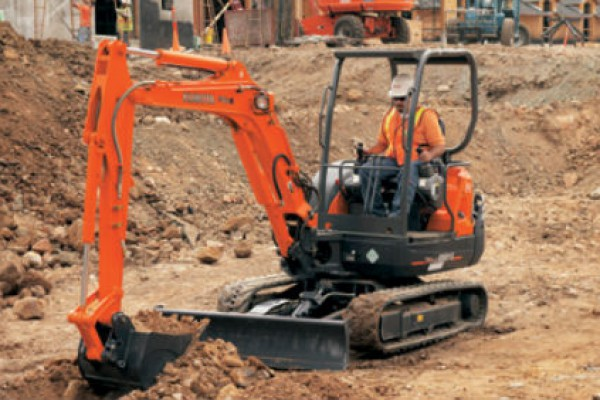Kubota | K Series | Model KX91-3S2 for sale at Pioneer Equipment California