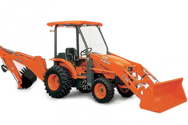 Kubota | TLB Series | Model L39 TL Version for sale at Pioneer Equipment California
