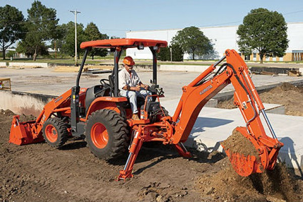 Kubota | TLB Series | Model L45TLB for sale at Pioneer Equipment California
