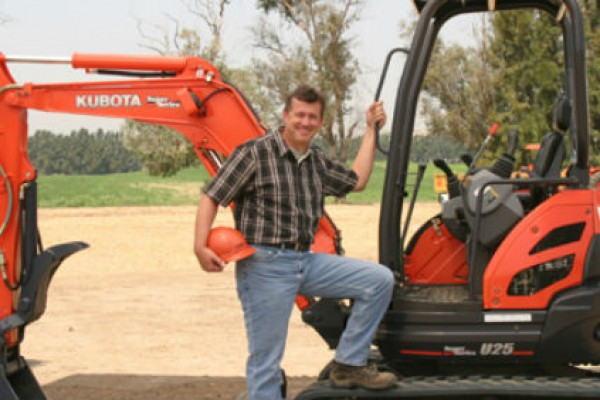 Kubota | U Series | Model U25S for sale at Pioneer Equipment California