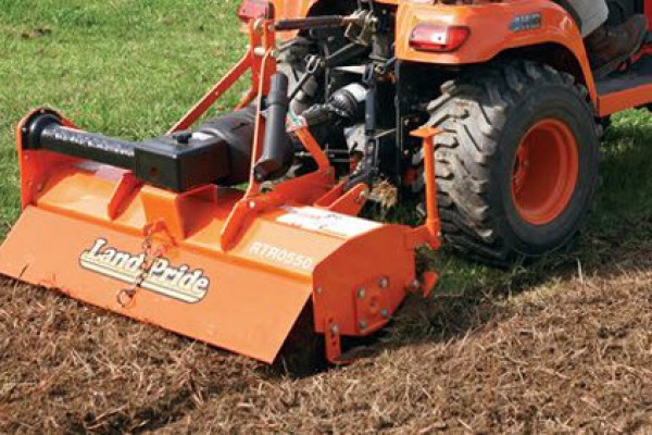 Land Pride | Rotary Tillers | RTR05 Series Rotary Tillers for sale at Pioneer Equipment California